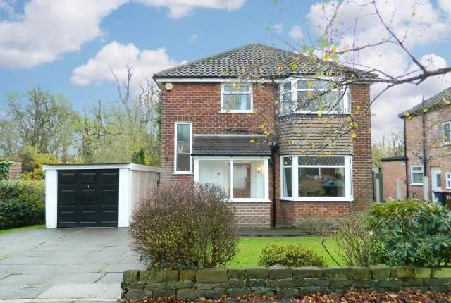 Thumbnail Detached house to rent in Ryecroft Lane, Worsley, Manchester
