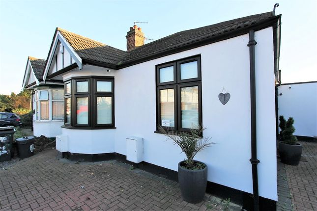 Thumbnail Bungalow for sale in New North Road, Ilford, Essex