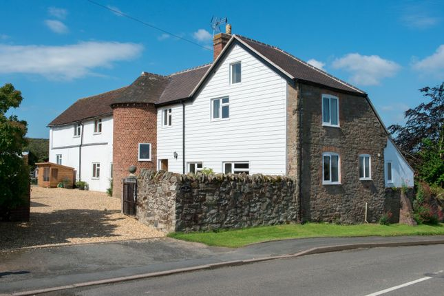 Thumbnail Detached house for sale in The Sheet, Ludlow