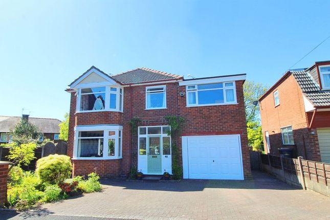 Thumbnail Detached house for sale in Maple Grove, Walkden, Manchester