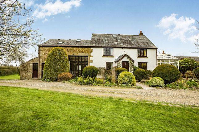 Thumbnail Detached house for sale in Jumps Farm D'urton Lane, Broughton, Preston