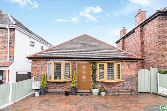 Thumbnail Detached bungalow for sale in Dordon Road, Dordon, Tamworth