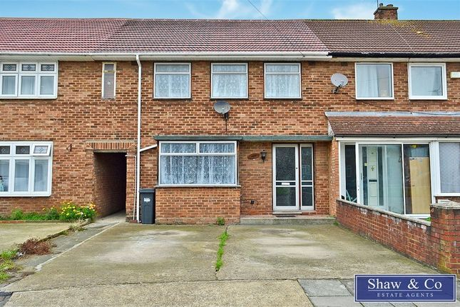 3 bed terraced house for sale in Newlands Close, Southall, Middlesex