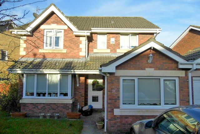 Thumbnail Detached house to rent in Vale Reach, Pencoed