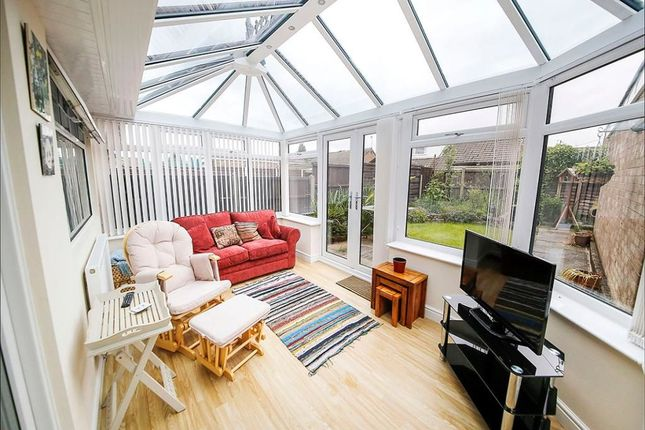 Thumbnail Bungalow for sale in Fotherby Place, Wigan
