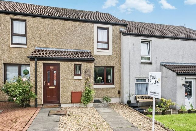 Thumbnail Terraced house for sale in Burghmuir Court, Linlithgow