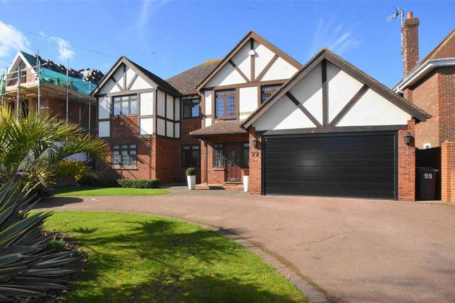Thumbnail Detached house for sale in The Broadway, Thorpe Bay, Essex