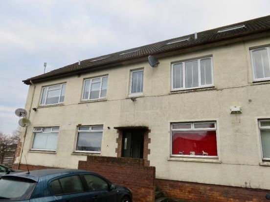 Thumbnail Flat for sale in Woodneuk Street, Airdrie