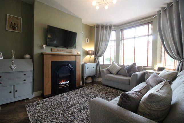 Living Room of Priory Road, Hull HU5