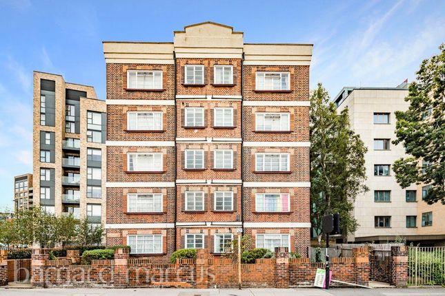 Thumbnail Flat to rent in Cross Road, Croydon