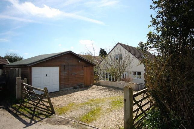 Thumbnail Detached bungalow for sale in Higher Frome Vauchurch, Dorset