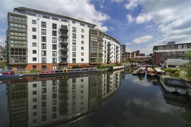 Thumbnail Flat to rent in Liberty Place, Sheepcote Street, Birmingham
