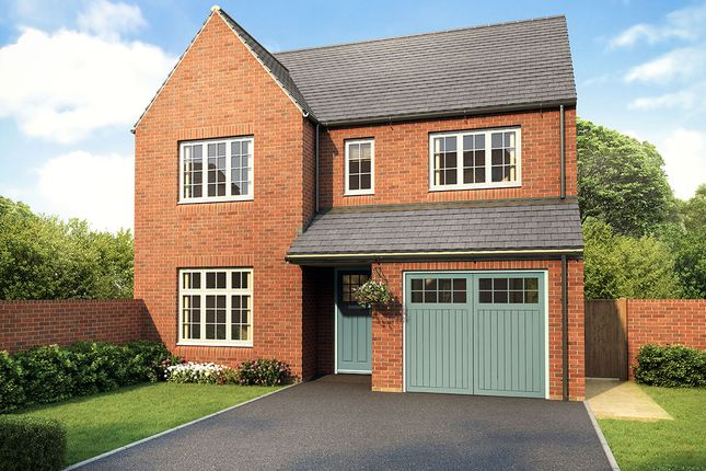 "Thumbnail Detached house for sale in ""Oxhill"" at Bloxham Road, Banbury"