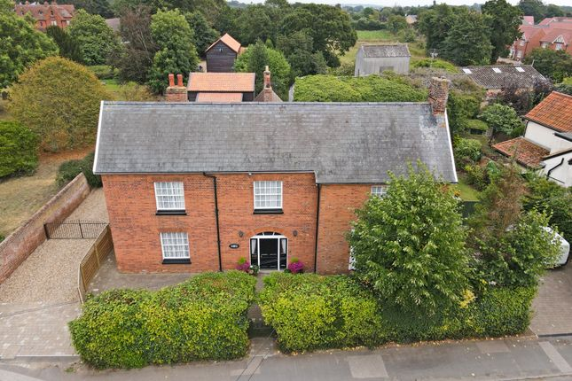 6 bed detached house for sale in High Road, Trimley St. Mary, Felixstowe IP11