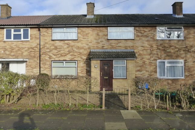 Thumbnail Terraced house for sale in Unwin Place, Stevenage