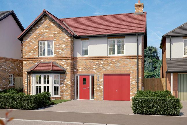 "Thumbnail Detached house for sale in ""The Norbury"" at Rectory Lane, Guisborough"