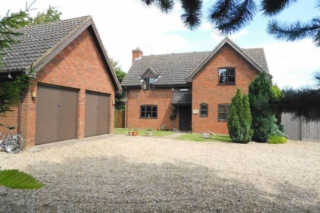 Thumbnail Detached house for sale in Ofton Road, Ringshall