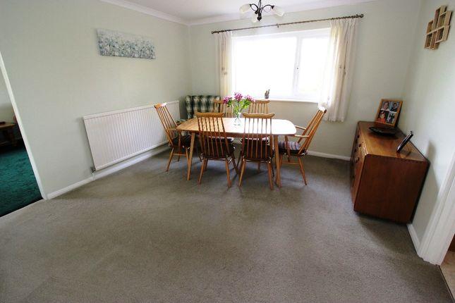 Dining Room of Platt Common, St Mary's Platt TN15