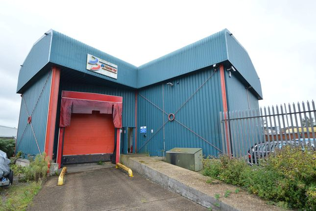 Thumbnail Warehouse to let in Unit 12, 66 Cobham Road (Leasehold), Ferndown