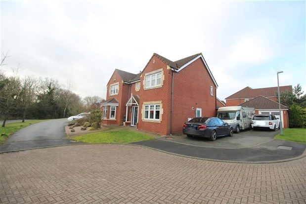 Thumbnail Property for sale in Meadowland Close, Leyland