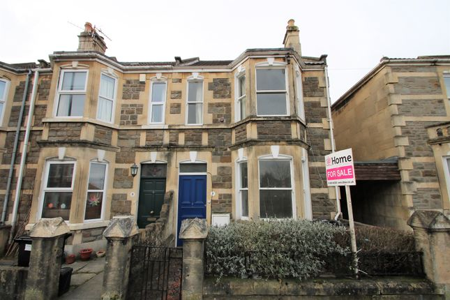 3 bed end terrace house for sale in Cynthia Road, Bath
