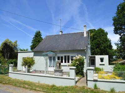 Property For Sale In Gouarec Brittany