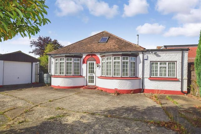 Thumbnail Bungalow for sale in Bredhurst Road, Wigmore, Kent