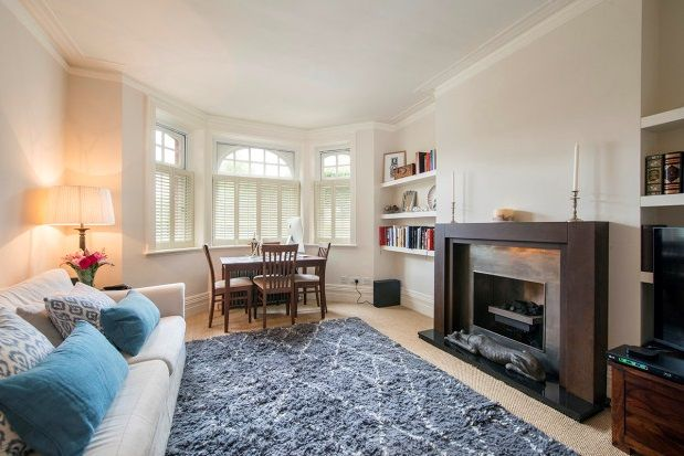 Thumbnail Flat to rent in Hurlingham Court Mansions, London