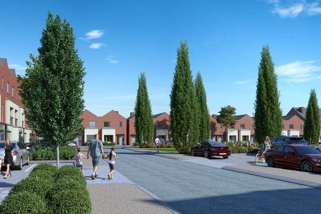 Thumbnail Flat for sale in Victoria Mews, Burton On Trent