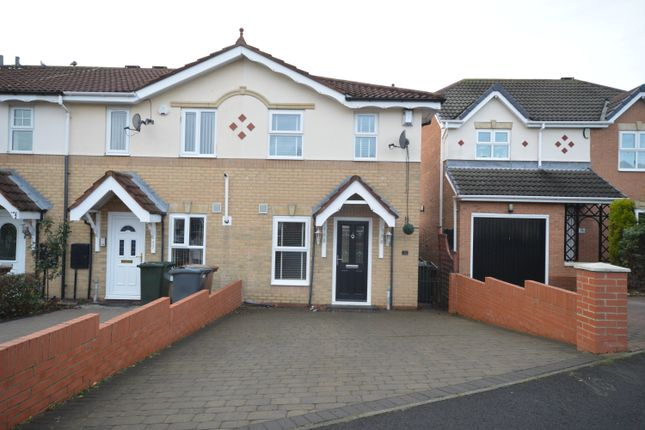2 bed end terrace house to rent in Gardner Park, North Shields