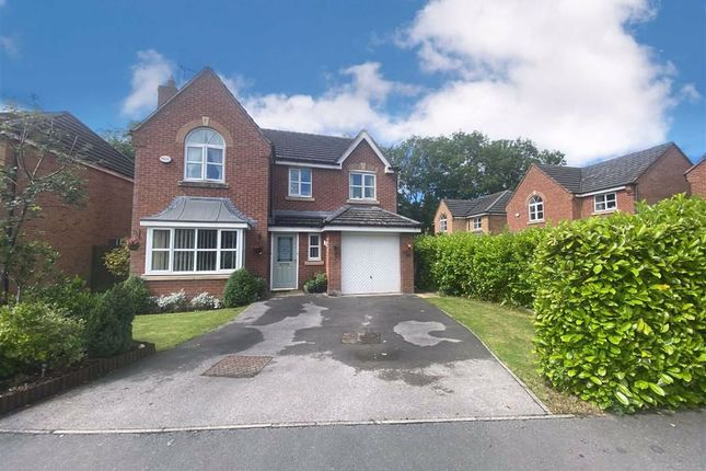 4 bed detached house for sale in Hafod Alyn, Mold, Flintshire CH7