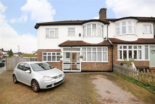 Thumbnail Semi-detached house for sale in Bradley Road, London