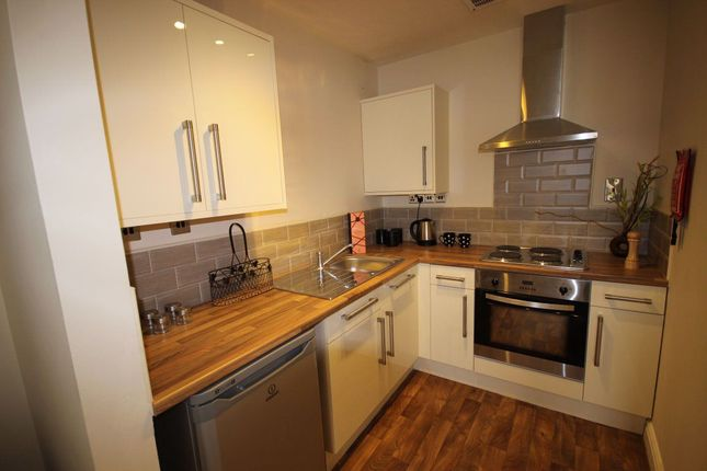 Thumbnail Flat to rent in Anlaby Road, Hull