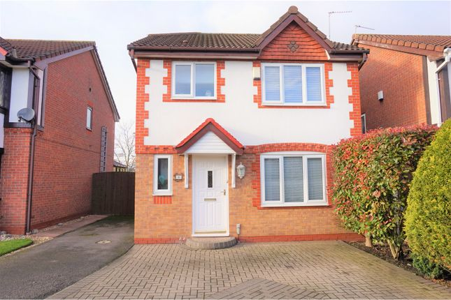 Thumbnail Detached house for sale in Cadbury Close, Liverpool
