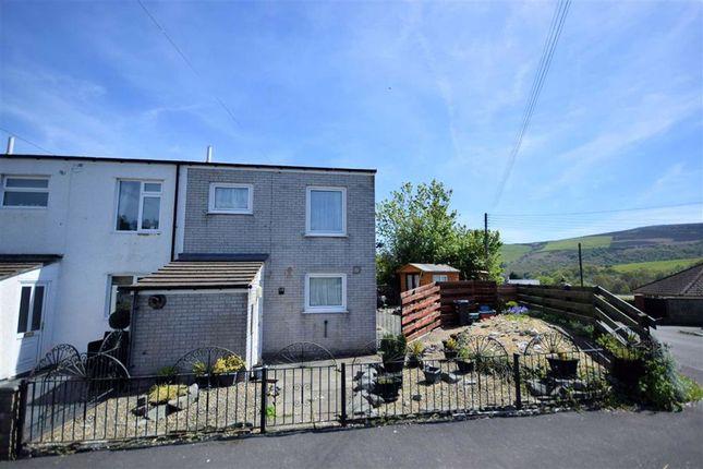 Thumbnail Semi-detached house for sale in 10, Glan Gwy, Rhayader, Powys