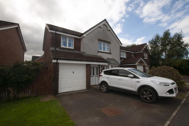 Thumbnail Detached house for sale in 21 Rankine Wynd Tullibody, Clackmannanshire 2Uw, UK