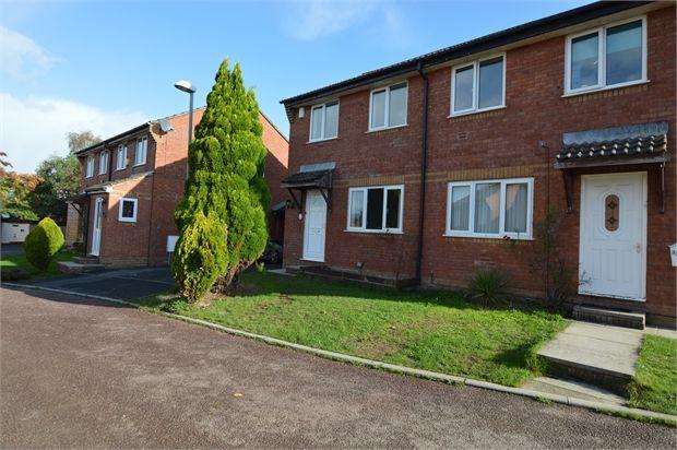 Thumbnail Semi-detached house to rent in Clifford Drive, Heathfield, Newton Abbot, Devon.
