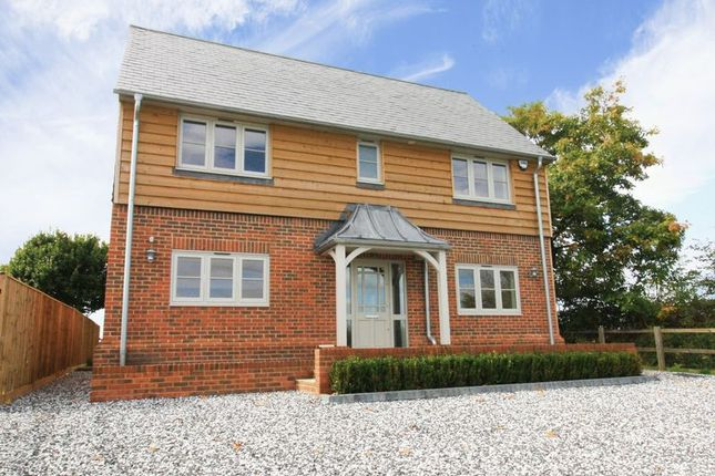 Thumbnail Detached house for sale in Wood End, Medmenham, Marlow