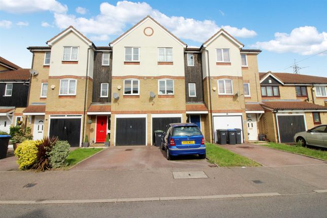 Thumbnail Town house for sale in Manton Road, Enfield