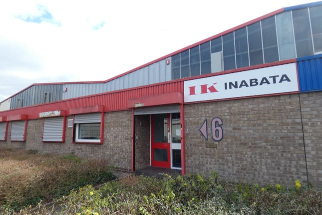 Thumbnail Light industrial to let in Unit Hortonwood 10, Telford