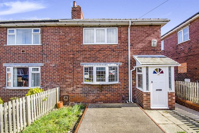 Thumbnail Semi-detached house to rent in Highstone Crescent, Barnsley