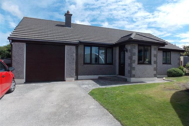 Thumbnail Detached bungalow for sale in Knights Way, Mount Ambrose, Redruth