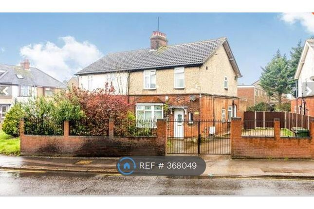 Thumbnail Semi-detached house to rent in Waller Avenue, Luton