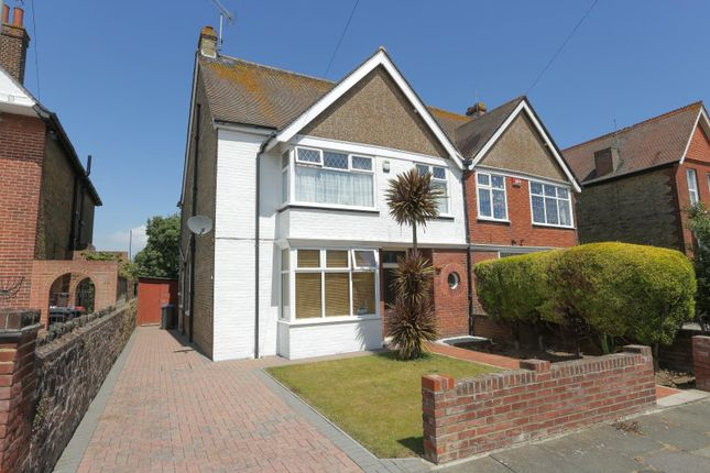 Semi-detached house for sale in All Saints Avenue, Margate