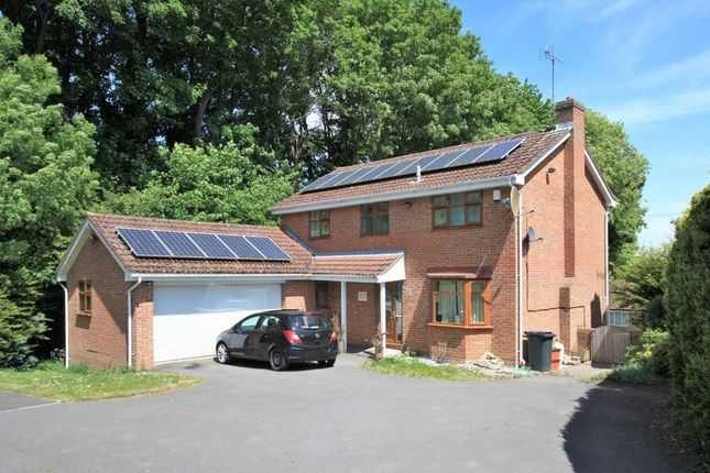 Thumbnail Detached house for sale in The Willows, Highworth