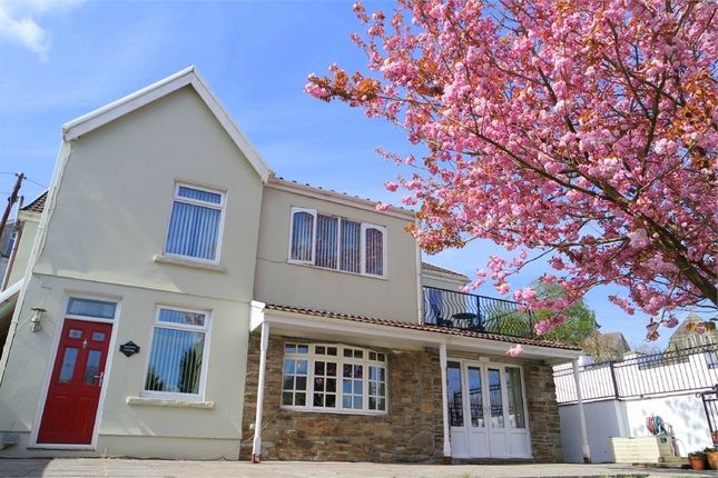 Thumbnail Detached house for sale in Commercial Street, Maesteg, Mid Glamorgan
