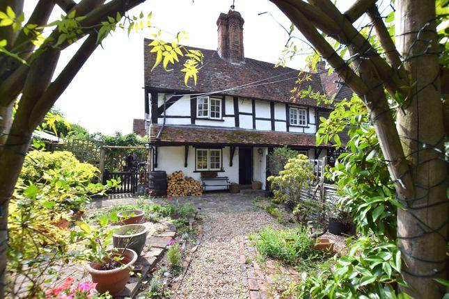 Thumbnail Semi-detached house for sale in The Street, Crookham Village, Fleet