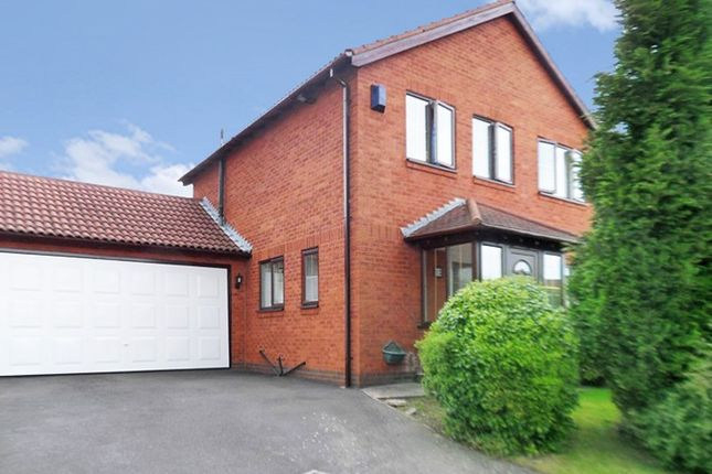 Thumbnail Detached house for sale in Hartford Court, Bedlington