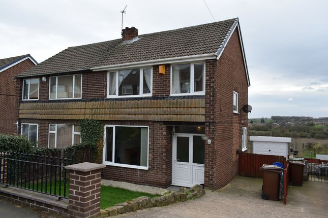 Thumbnail Semi-detached house to rent in Manor Rise, Walton, Wakefield