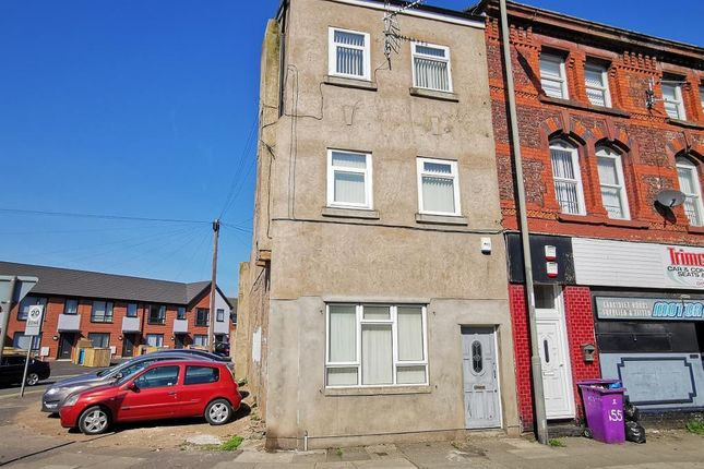 Thumbnail End terrace house to rent in Westminster Road, Liverpool